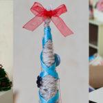 Новогодняя елка — мастер-класс
