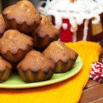 Рецепт домашних кексов