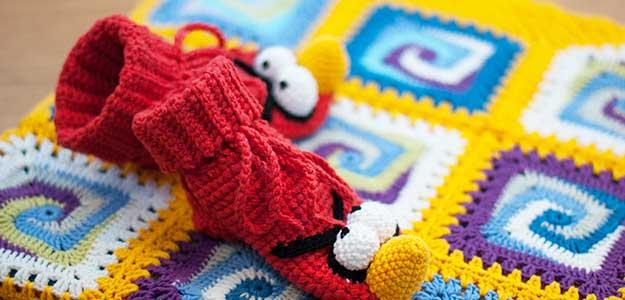 Тапочки Angry Birds и другие пинетки