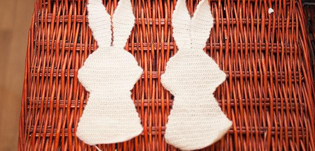 Урок 1. Туловище, голова и уши пасхального кролика