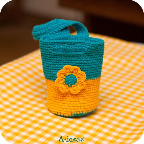 dac97b442bd8 Маленькая сумочка крючком - Блог Одной Мамы