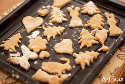 Рецепт печенья с апельсином и корицей