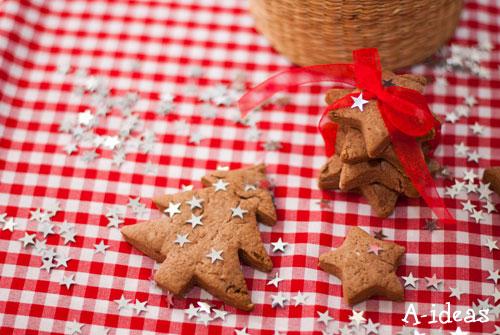 Рецепт имбирного печенья с корицей