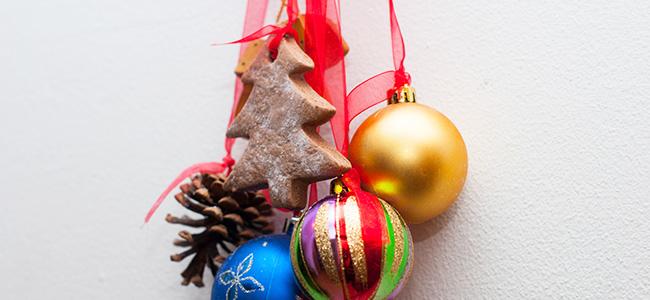 10 идей новогоднего декора квартиры