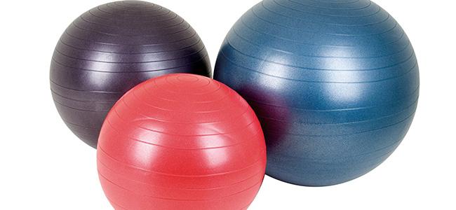 Зачем нужен фитбол для грудничков?