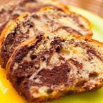 Мраморный кекс — мой любимый рецепт