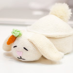 Пасхальная корзинка Кролик [мастер-класс]