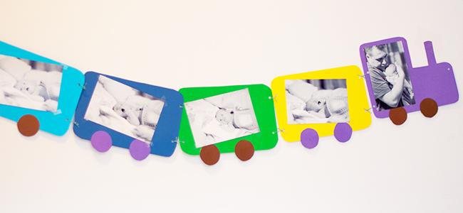 Как сделать фото поезда в прошлое