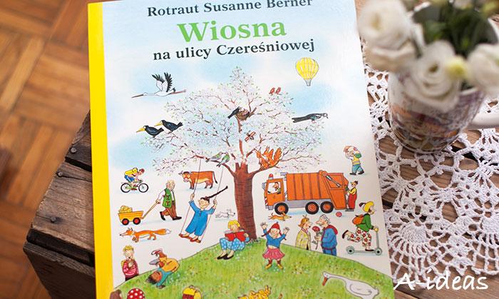 лучшие книги для дошкольников: «Весенняя книга» Ротраут Сузанна Бернер