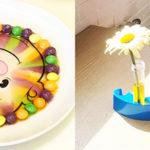 Опыты для детей дома: три разноцветные идеи
